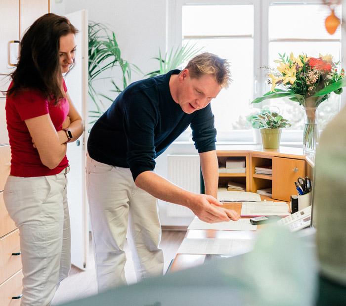 Kontakt Frauenarzt in Bützow